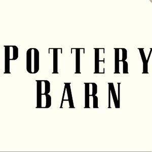 Pottery Barn Table Runner & Napkins
